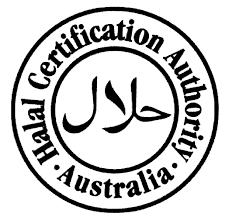 halal certification authority australia logo