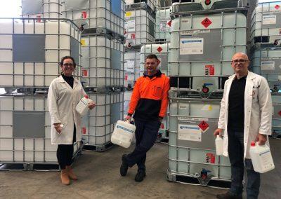 Mera Chemicals, West Sunshine, Vic, Melbourne